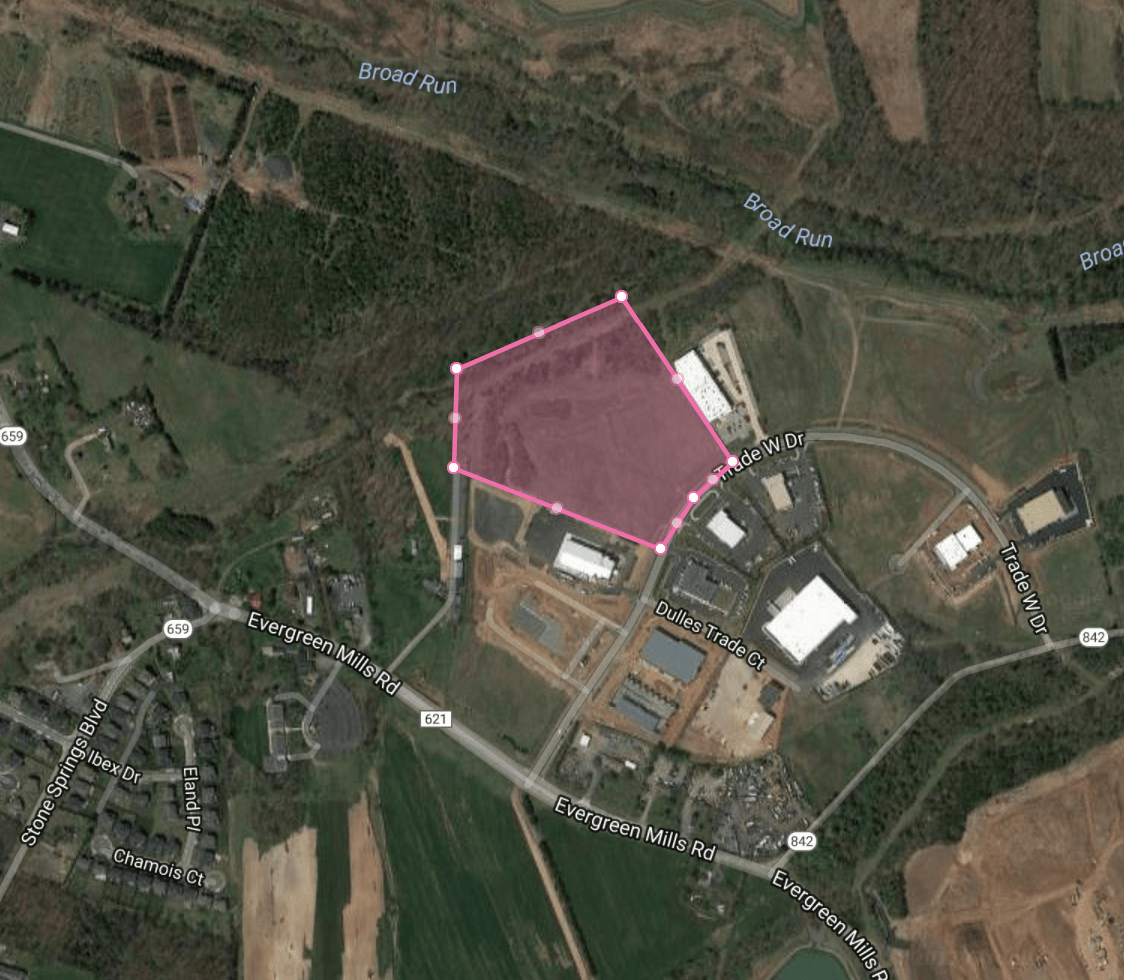 Sterling Town Center: Loudoun County Site Data Center