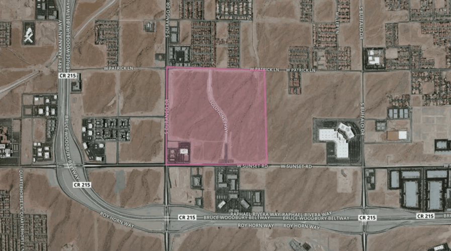 TBD Site Data Center - Address TBD Las Vegas